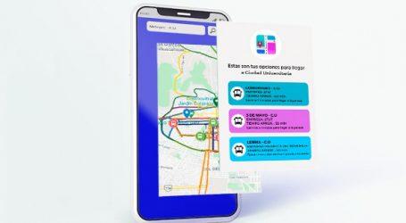 Universitarios pondrán en marcha mapeo de transporte público