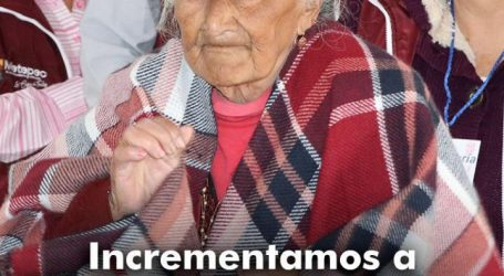 ENRIQUECEMOS A LA SOCIEDAD ENALTECIENDO A NUESTROS ADULTOS MAYORES, TESORO DE METEPEC: MARIANA CABEZA
