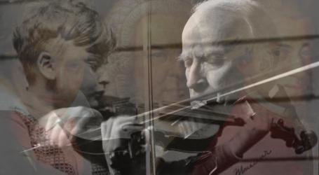 """El """"violinista del siglo"""" que interpreta de corazón a corazón ilustrando la inteligencia musical"""