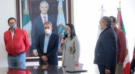 +Prorroga Ricardo Sodi labores presenciales en PJEDOMEX; Marlon Martínez coordinará a diputados; agregados en el PRI estatal