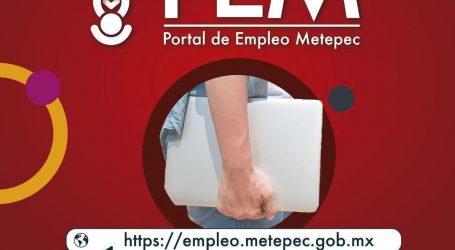 En Metepec mano dura contra el desempleo: Gabriela Gamboa