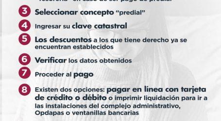 FÁCIL ACCESO AL PORTAL EN LÍNEA DE METEPEC PARA EL PAGO DIGITAL DE IMPUESTOS