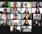Grupo de estudiantes sudcoreanos reciben clases en español en la UAG
