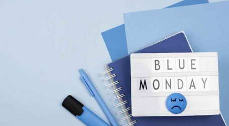 BLUE MONDAY+PANDEMIA: ¿CÓMO SUPERAR EL DÍA MÁS TRISTE DEL AÑO?