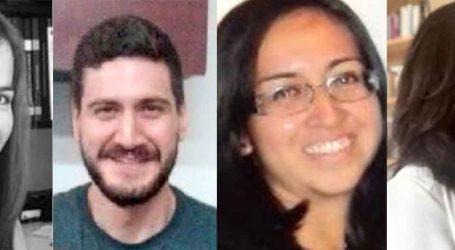 SE INCORPORAN A EL COLEGIO MEXIQUENSE CUATRO JÓVENES INVESTIGADORES