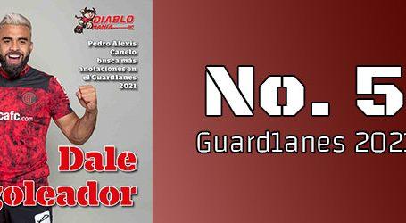 Dale goleador – Diablomanía no.05CG