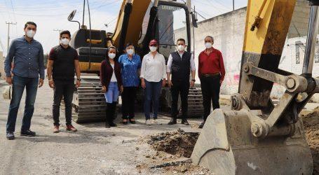 Consolidar obras para beneficio de la población es  parte de la regeneración de Metepec: Gabriela Gamboa