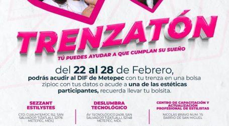 DIF METEPEC INVITA A LA CIUDADANÍA A PARTICIPAR EN EL TRENZATÓN 2021