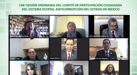 IMPULSAR LA CULTURA DE DENUNCIA, OBJETIVO COMÚN DE LA CODHEM Y EL COMITÉ DE PARTICIPACIÓN CIUDADANA DEL SISTEMA ANTICORRUPCIÓN
