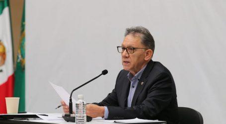 3 de marzo, informe de Alfredo Barrera