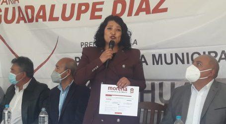 Ixtlahuaca tendrá una cara nueva: María Guadalupe Díaz
