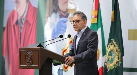 +El 4º. Informe del Rector Barrera, Pascual Vilchis y la Central de Abastos; el ayuno del alcalde de Ecatepec; se va Sheffield