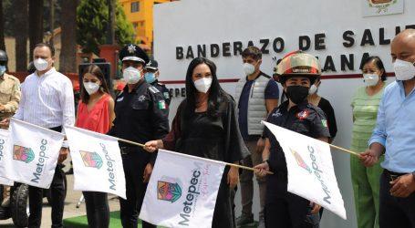 VIGENTE EN METEPEC OPERATIVO INTEGRAL DE SEGURIDAD POR SEMANA SANTA