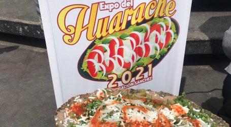 Expo Huarache 2021 en Toluca