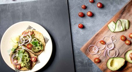 Celebra el Día Mundial del Taco con una deliciosa receta de la chef Gaby Ruiz