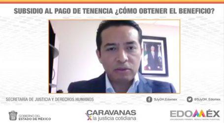 INVITAN A APROVECHAR SUBSIDIOS EN PAGO DE TENENCIA Y REEMPLACAMIENTO DE VEHÍCULOS