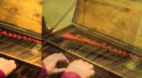 El clavicordio la sencillez de la perfección hecho teclado