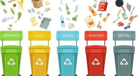 Separación de basura, indispensable para disminuir contaminación