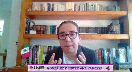 +Ana Vanessa González Deister y Gloria morales Blas, para presidir IEEM; Sexo, impudor y partidos