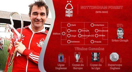 Nottingham Forest: El equipo con más Champions que ligas de su país