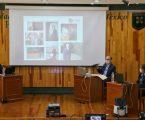 DIALOGA CARLOS EDUARDO BARRERA DÍAZ CON COLECTIVAS FEMINISTAS DE LA UAEMÉX