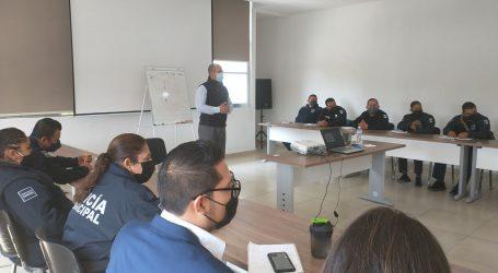 PJEDOMEX contribuye a fortalecer perfil del policía de proximidad en Atlacomulco