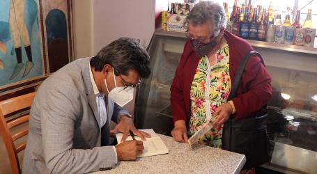 Así fue la firma de libros de Pepe Cardozo – Galería