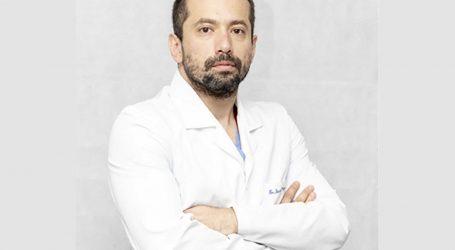Doctor Daniel Manzur, un egresado de la UAG en el epicentro de la pandemia