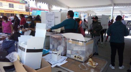 Así votaron en 8 Municipios – Galería