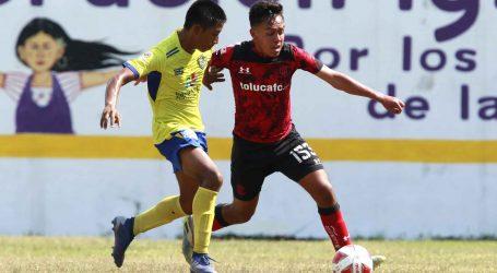 Toluca TDP perdió dos goles acero ante Papanes, en el Estadio Fénix Saolidaridad