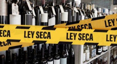 ANPEC demanda una Ley Seca a Secas para las elecciones