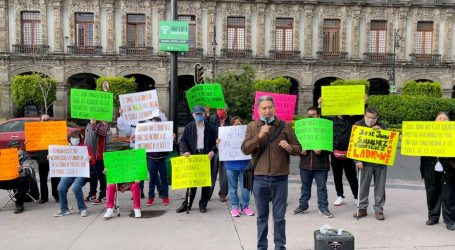 ACUSAN EX CONCESIONARIOS A SEMOVI Y METROBÚS DE COMPLICIDAD EN EL DESPOJO DE SU PATRIMONIO