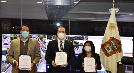 CONVENIO DE SS Y SEDECO CON EL CONSEJO EJECUTIVO DE EMPRESAS GLOBALES EN FAVOR DE LA CIUDADANÍA