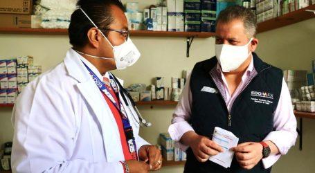 FORTALECEN PRIMER NIVEL DE ATENCIÓN; SUPERVISAN UNIDADES MÉDICAS EN JILOTEPEC