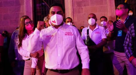 GRILLO CRUZALTA ATRAJO MULTITUDES, ESPERA SER ALCALDE DE TENANCINGO