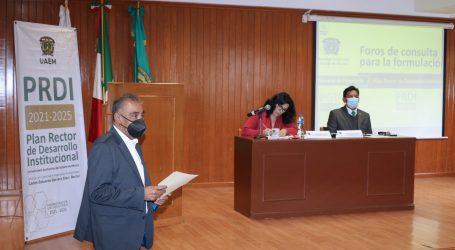 Fundamental en la UAEM, planificar el uso de recursos públicos