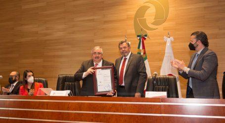 Poder Judicial Mexiquense el primero del país en Certificar Procesos Laborales