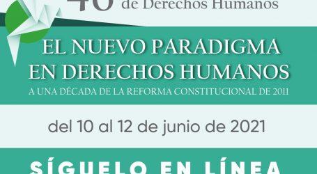 YA VIENE EL 4º CONGRESO INTERNACIONAL DE DERECHOS HUMANOS