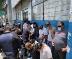 DETIENEN A 15 POR LA AGRESIÓN EN LA CASILLA ELECTORAL DE LA UNIDAD LÁZARO CÁRDENAS