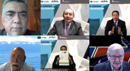 CONALEP FIRMA CONVENIO CON NEW MEXICO INSTITUTE (NMT)