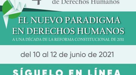 LA CODHEM ABRE ESPACIO DE ANÁLISIS SOBRE LOS  RETOS ACTUALES DE LOS DERECHOS HUMANOS