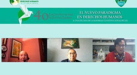 EMANA LA DECLARACIÓN TOLUCA DEL 4º CONGRESO INTERNACIONAL DE LOS DDHH