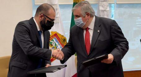 COLABORAN EJECUTIVO Y PODER JUDICIAL PARA FACILITAR LA SOLUCIÓN DE CONFLICTOS ENTRE MEXIQUENSES