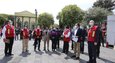 Brigadas de Protección Civil de la UAEM, listas para actuar ante cualquier emergencia