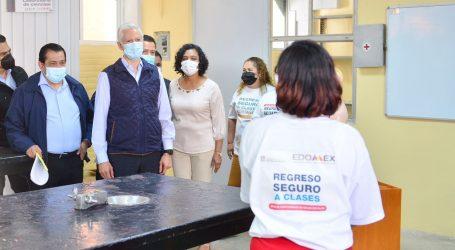 REGRESO A CLASES SERÁ DE FORMA ESCALONADA  Y CON MEDIDAS SANITARIAS: DEL MAZO