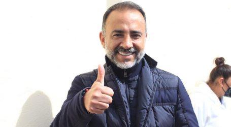 """RECUPERAMOS METEPEC"", DICE FERNANDO FLORES"