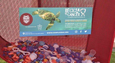 "Promueve UAG campaña ""Recicla vs. Cáncer"""