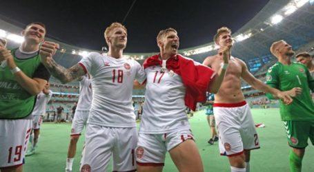 Dinamarca, la gran sorpresa