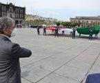 +Ernesto Nemer y el arriamiento de bandera; nuevo escenario de Covid-19; sexo, impudor y partidos