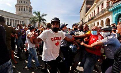 +El nuevo virus Delta; sexo impudor y partidos y la rebelión en la Granja cubana